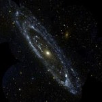 http://commons.wikimedia.org/wiki/File:Andromeda_galaxy.jpg